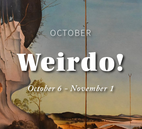 Weirdo! Art of the Strange