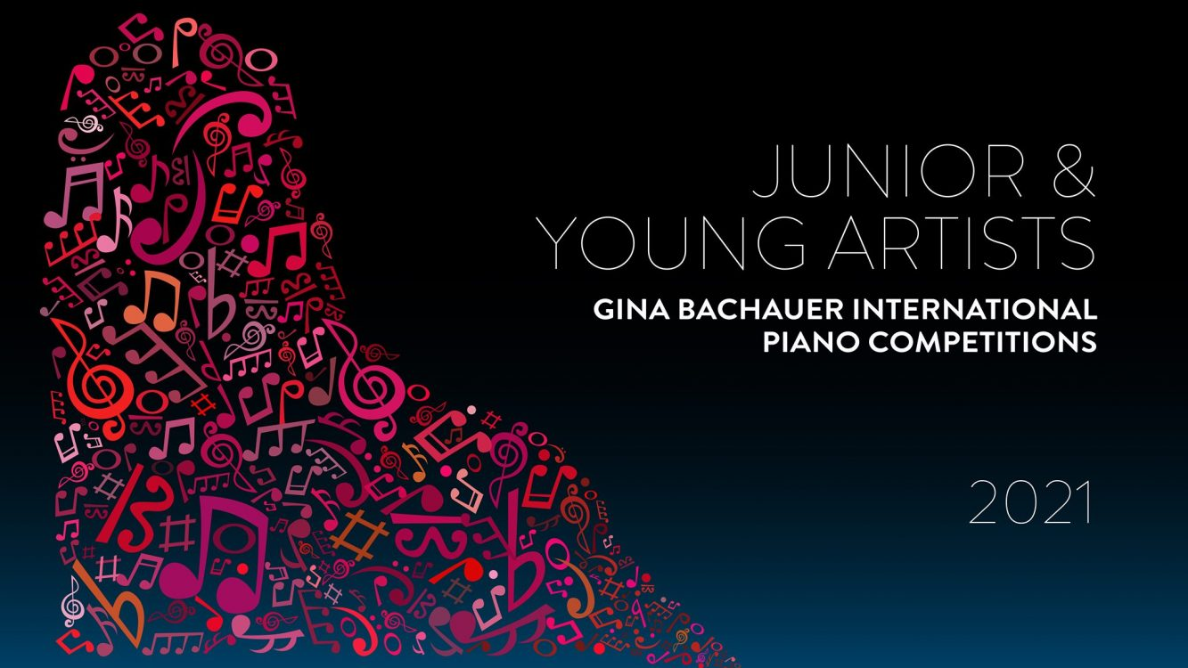Gina Bachauer Junior International Piano Competition 2021
